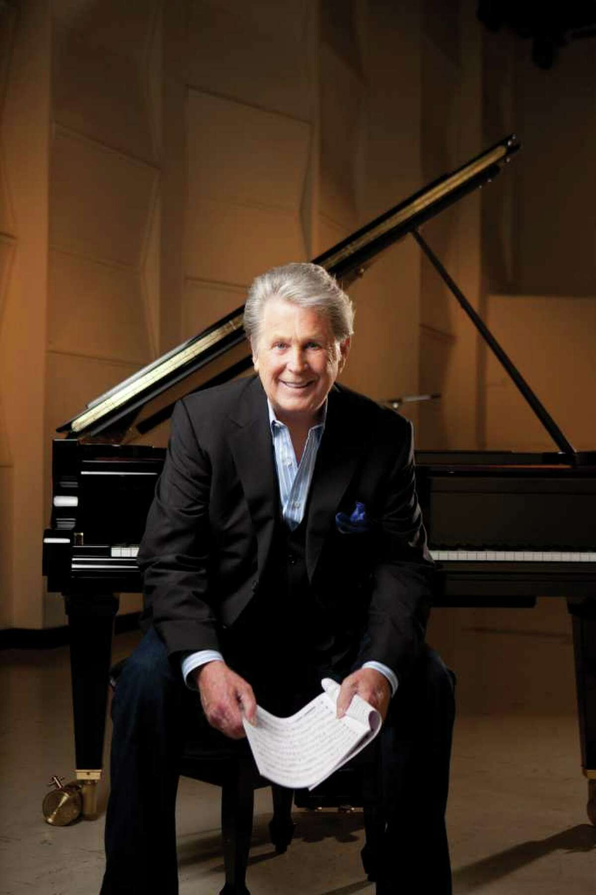 Brian Wilson, co-founder of The Beach Boys, will perform in concert at The Ridgefield Playhouse on Wednesday, June 8.
