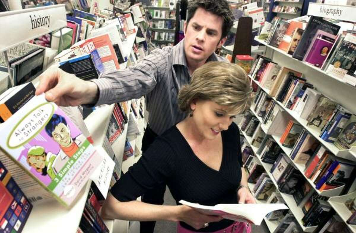Women are all around. It's easier to meet a woman in a bookstore than in a nightclub, according to the creator of the audio series 20 Ways to Meet Hotter Women.
