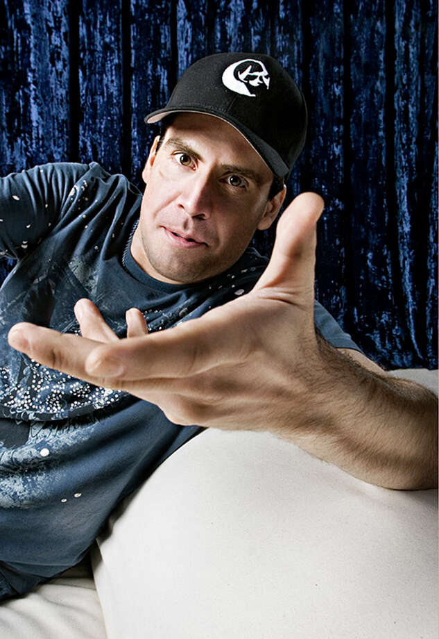 Pablo Francisco is scheduled for a three-night run at Laugh Out Loud Comedy Club. COURTESY PHOTO