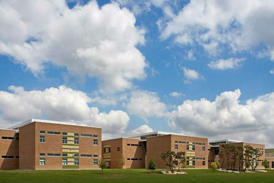 Cibolo Green Elementary won the award for Commercial Construction - Schools. Photo: Courtesy Of Build San Antonio Gr / © 2010 Chris Cooper all rights reserved