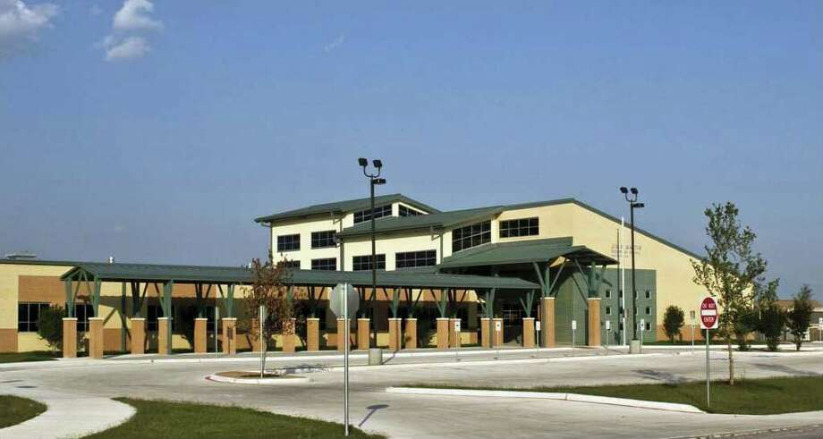 Jim G. Martin Elementary won an honorable mention in the Commercial Construction-Schools category. Photo: Courtesy Of Build San Antonio Gr