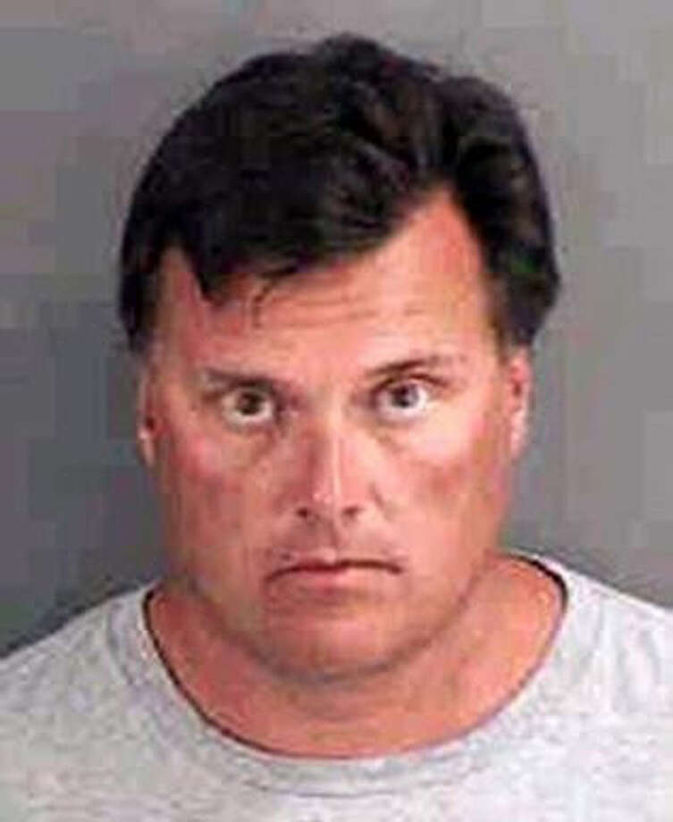The Collier County, Fla. arrest photo of William Lindermann after his arrest  for the assault of Herbert Davison. Testimony began Wednesday in the manslaughter trial of Lindemann, who is accused of punching and knocking out 79-year-old Herbert Davison during a January 2009 incident behind Curly's Diner in downtown Stamford. Davison later died from head injuries. Photo: File Photo / Stamford Advocate File Photo