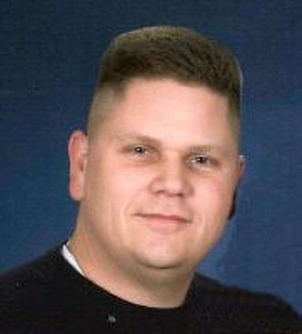 Danbury Police Officer Donald Hassiak.
