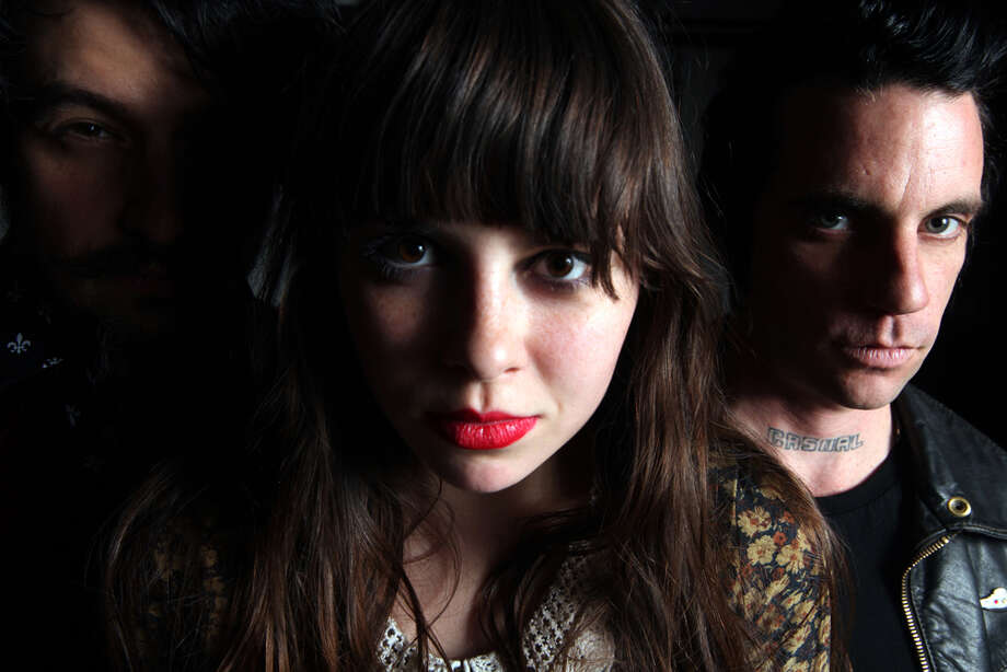 Teri Suaréz performs under the stage name Teri Gender Bender with band Le Butcherettes. COURTESY PHOTO