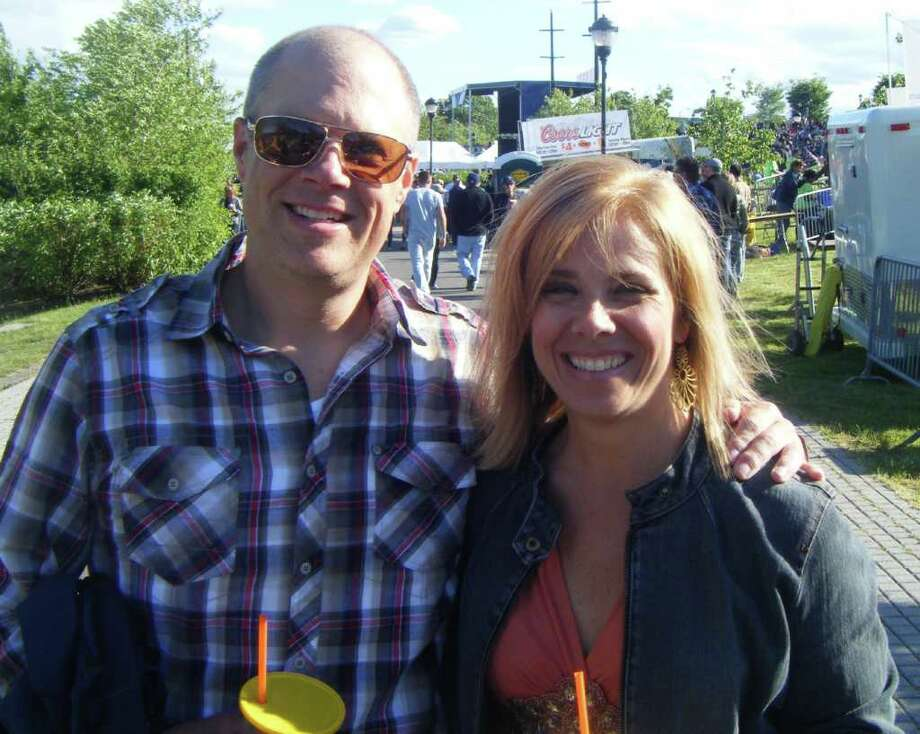Were you Seen at Alive at Five 2011: Vertical Horizon? Photo: Desiree' LaBombard