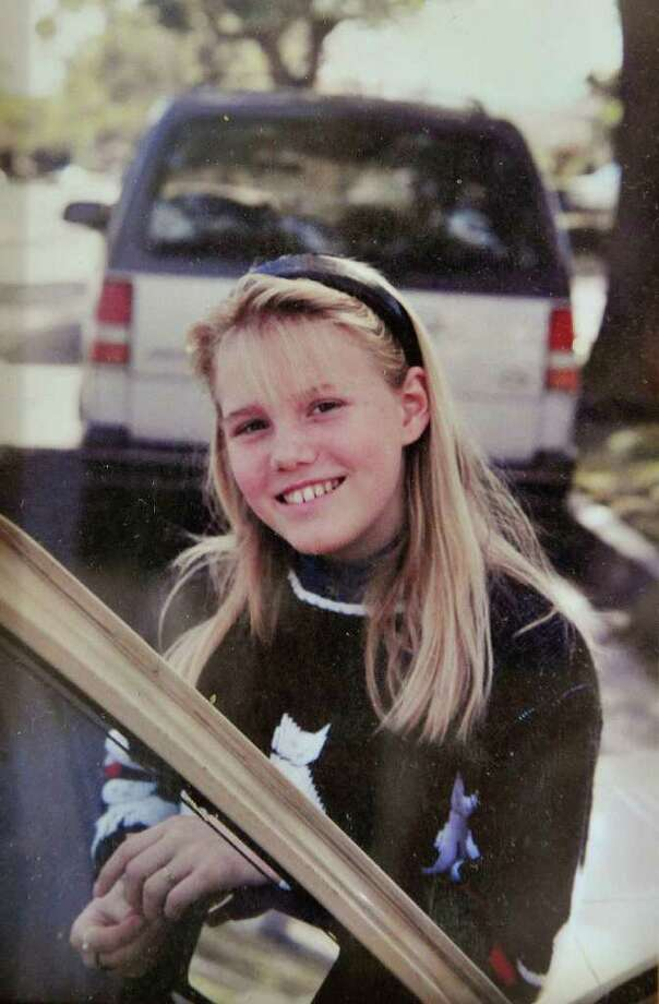 "FILE -Jaycee Lee Dugard  is seen in this undated file photo provided by her step father William Carl Probyn. Dugard, who was kidnapped, raped, and held captive for 18 years by Philip Garrido in California, delivered some parting words to Garrido as he's sent away to prison for the rest of his life. In a statement read by her mother, Jaycee Dugard said she chose not to be in court today because she didn't want to ""waste another second"" of her life in Garrido's presence. Garrido's wife, Nancy, was sentenced today to 36 years to life. (AP Photo/ William Carl Probyn via the Orange County Register, file) Photo: Anonymous"