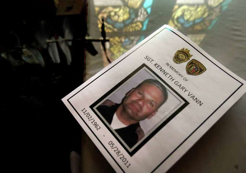 Sgt. Kenneth Vann, 48, was shot 26 times with an AR-15 assault rifle while he waited at a stop light at an East Side intersection around 2 a.m. on May 28, 2011.