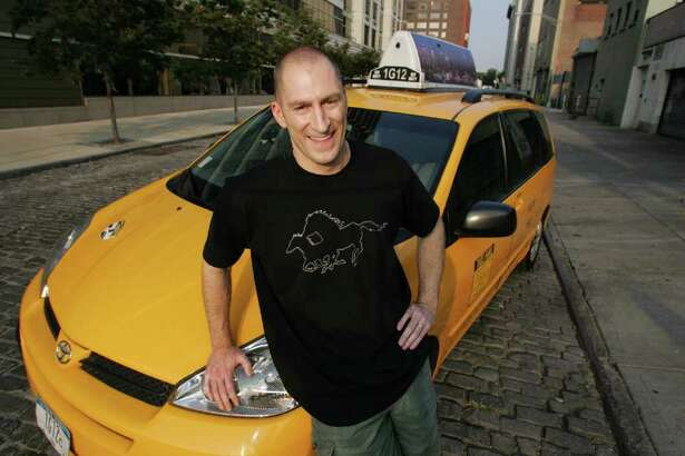 'Cash Cab' host Ben Bailey, who is shown here in this 2007 photo, will be performing Saturday, June 11, at The Cabaret Theatre at Mohegan Sun casino in Uncasville. The longtime stand-up comic will be appearing for two shows, along with special guest Stephan Donovan. Todd Plitt/AP Photo/Discovery Channel