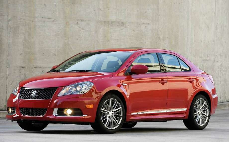 The Suzuki Kizashi is the top-rated midsize sedan in the 2011 AutoPacific Vehicle Satisfaction Awards, based on a comprehensive survey of car owners. COURTESY OF AMERICAN SUZUKI MOTOR CORP. Photo: American Suzuki Motor Co., COURTESY OF AMERICAN SUZUKI MOTOR CORP.
