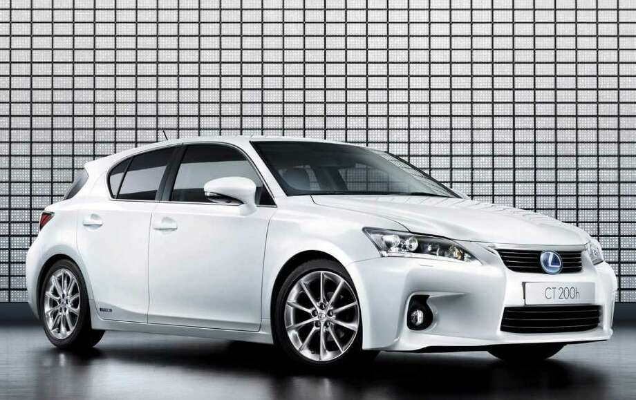 The all-new, 2011 Lexus CT 200h compact hybrid begins at $29,150 (plus $875 freight) and has a city mileage rating of 43 mpg. COURTESY OF TOYOTA MOTOR SALES U.S.A. Photo: Toyota Motor Sales U.S.A., COURTESY OF TOYOTA MOTOR SALES U.S.A.
