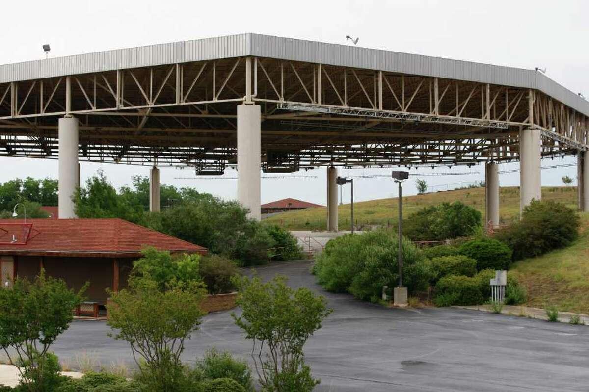 A view of the Verizon Wireless Amphitheater in Selma.