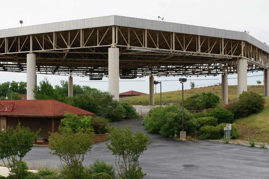 A view of the Verizon Wireless Amphitheater in Selma. Photo: JERRY LARA, San Antonio Express-News / SAN ANTONIO EXPRESS-NEWS