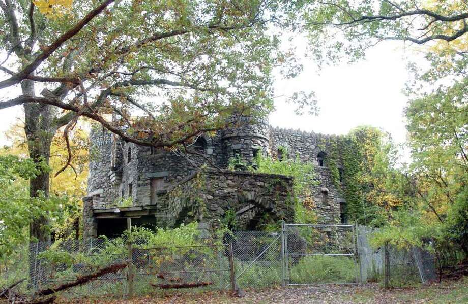 Hearthstone Castle at Tarrywile Park in Danbury. Photo: File Photo/ Chris Ware, File Photo / The News-Times File Photo