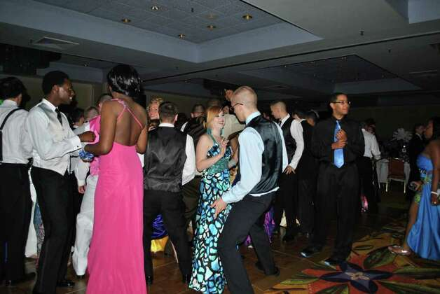 Bunnell High School had their prom on June 3, 2011 at the Stamford Marriott. Photo: Lauren Stevens/Hearst Connecticut Media Group