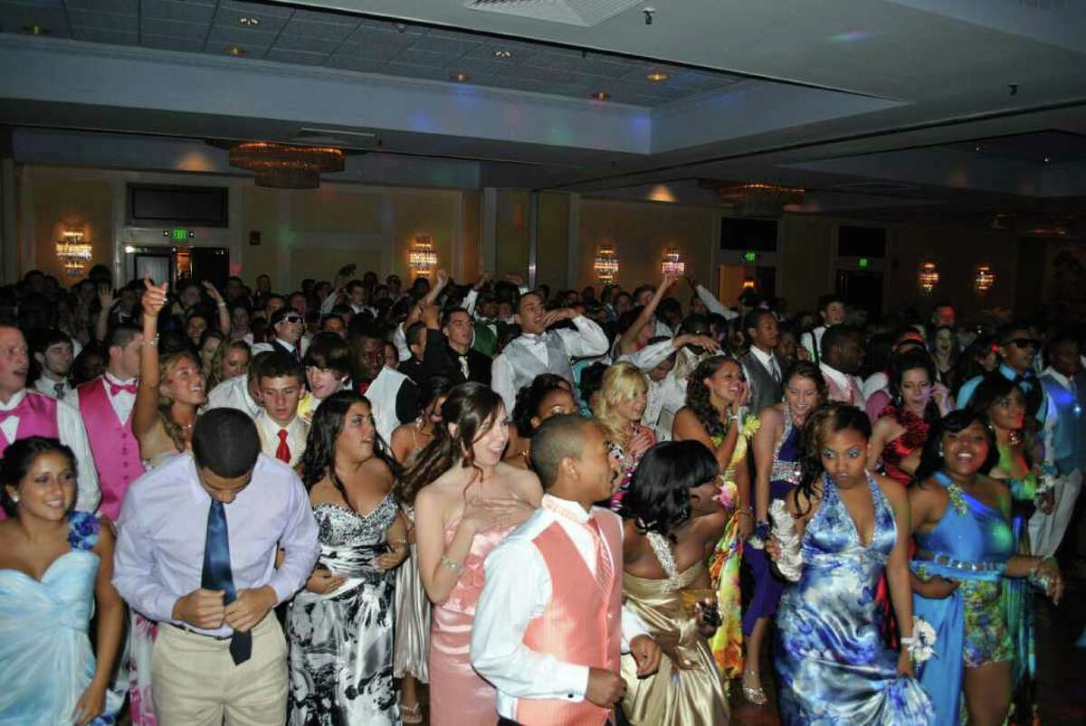 Bunnell High School had their prom on June 3, 2011 at the Stamford Marriott.