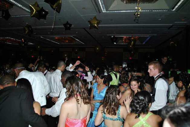 Norwalk High School held their Senior prom on June 3, 2011 at the Hyatt Regency in Old Greenwich. Photo: Lauren Stevens/Hearst Connecticut Media Group