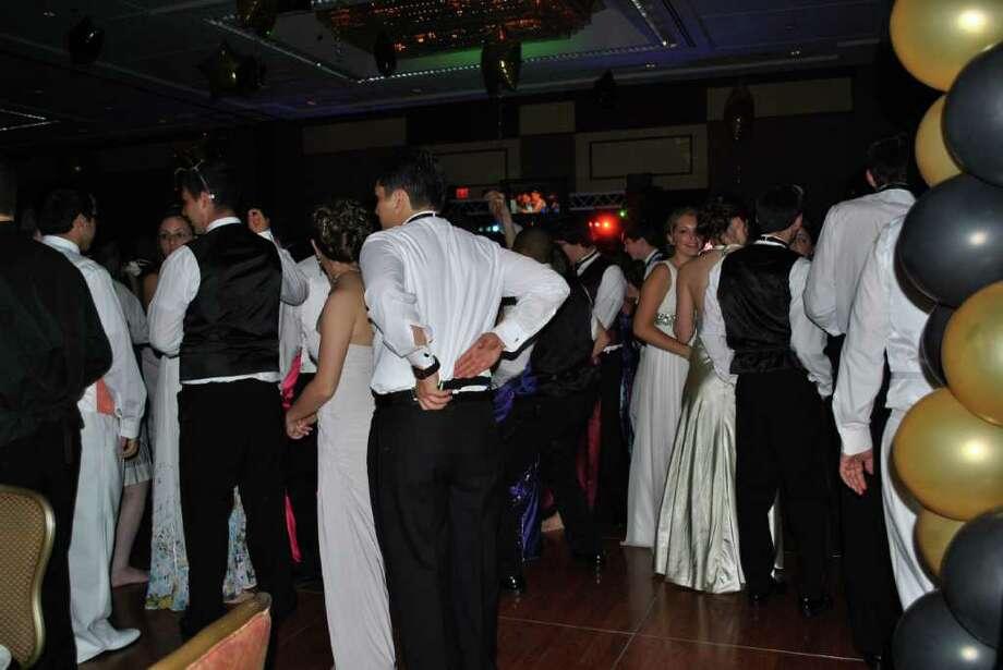 Norwalk High School held their Senior prom on June 3, 2011 at the Hyatt Regency in Old Greenwich. Photo: Lauren Stevens/Hearst Connecticut Media Group
