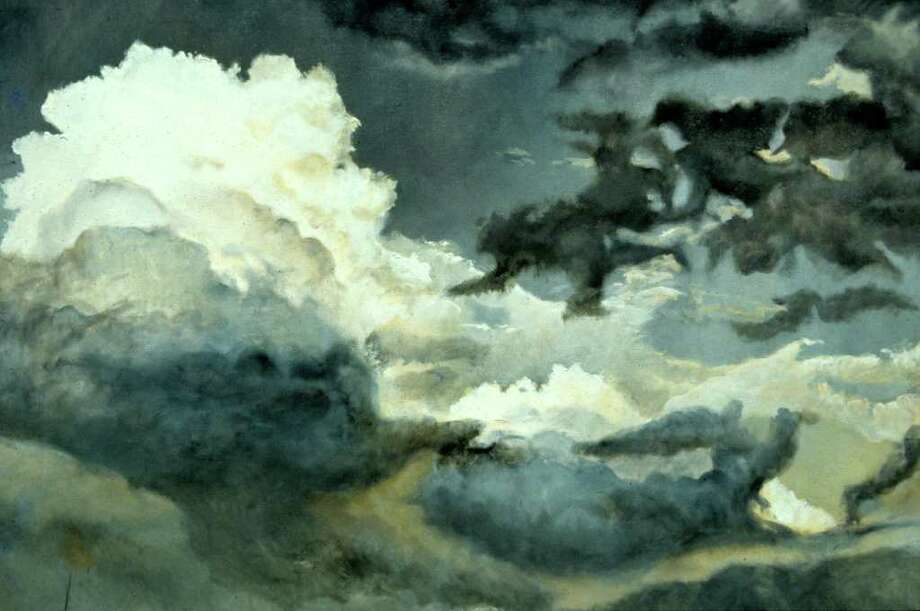 Lynda James Carroll's 'Storm Over D.C.,' will be among the works that will be featured in the Loft Artists Association's upcoming show 'Elements,' which will open with a reception June 10 at the Stamford organization's gallery at 845 Canal St. in Stamford. Photo: Contributed Photo / Stamford Advocate Contributed