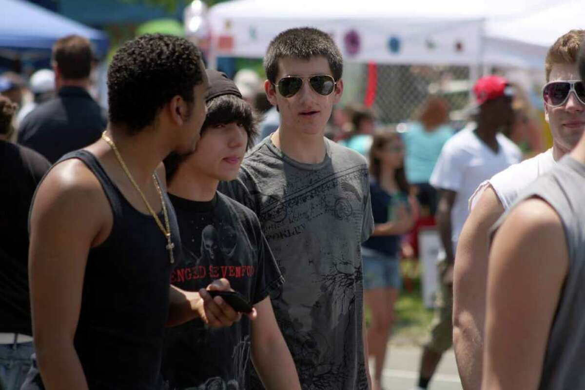 Were you seen at the Stratford Main Street Festival Saturday June 4?