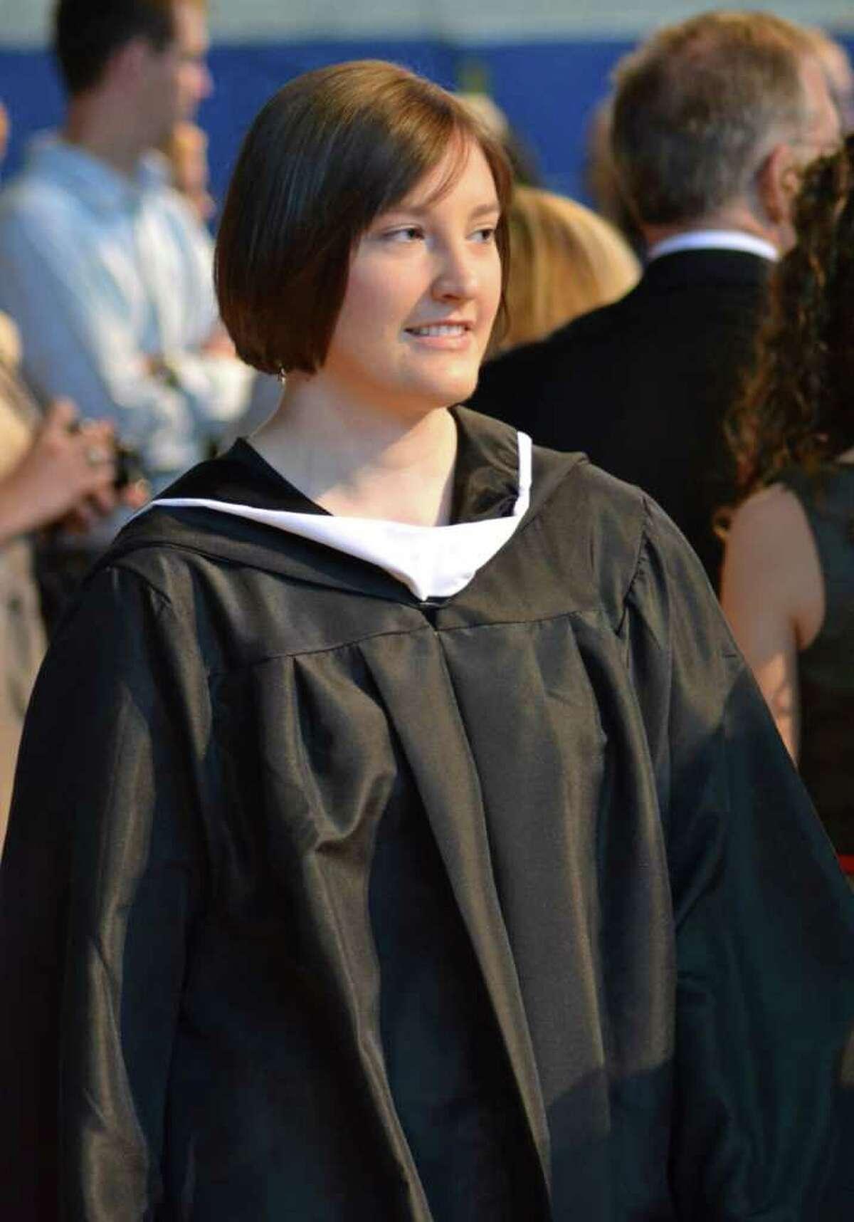 Christian Heritage Graduation in Trumbull, CT, 6/4/2011