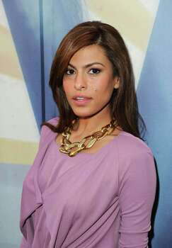 54. Actress Eva Mendes (Hitch, The Other Guys, Girl in Progress) Photo: Jason Merritt, Getty Images / 2011 Getty Images