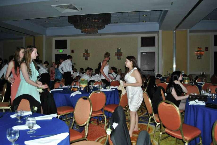 Staples High School held their Senior Prom at the Stamford Marriott on June 4, 2011. Photo: Lauren Stevens/Hearst Connecticut Media Group