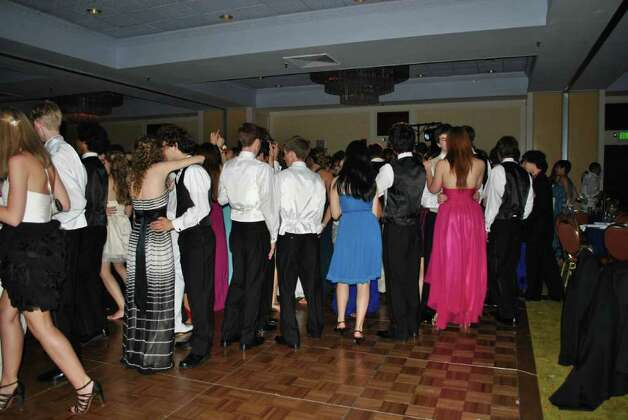 Staples High School held their Senior Prom at the Stamford Marriott on June 4, 2011. Photo: Lauren Stevens/Hearst Connecticut Media Group