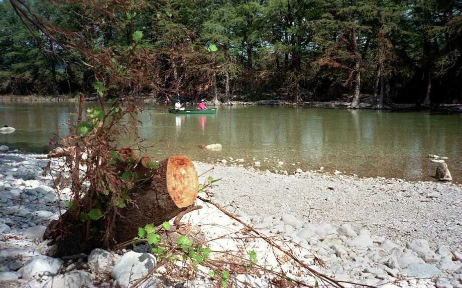 Frio River, Garner State ParkAbout 2 hours west of San Antonio Photo: Express-News File Photo