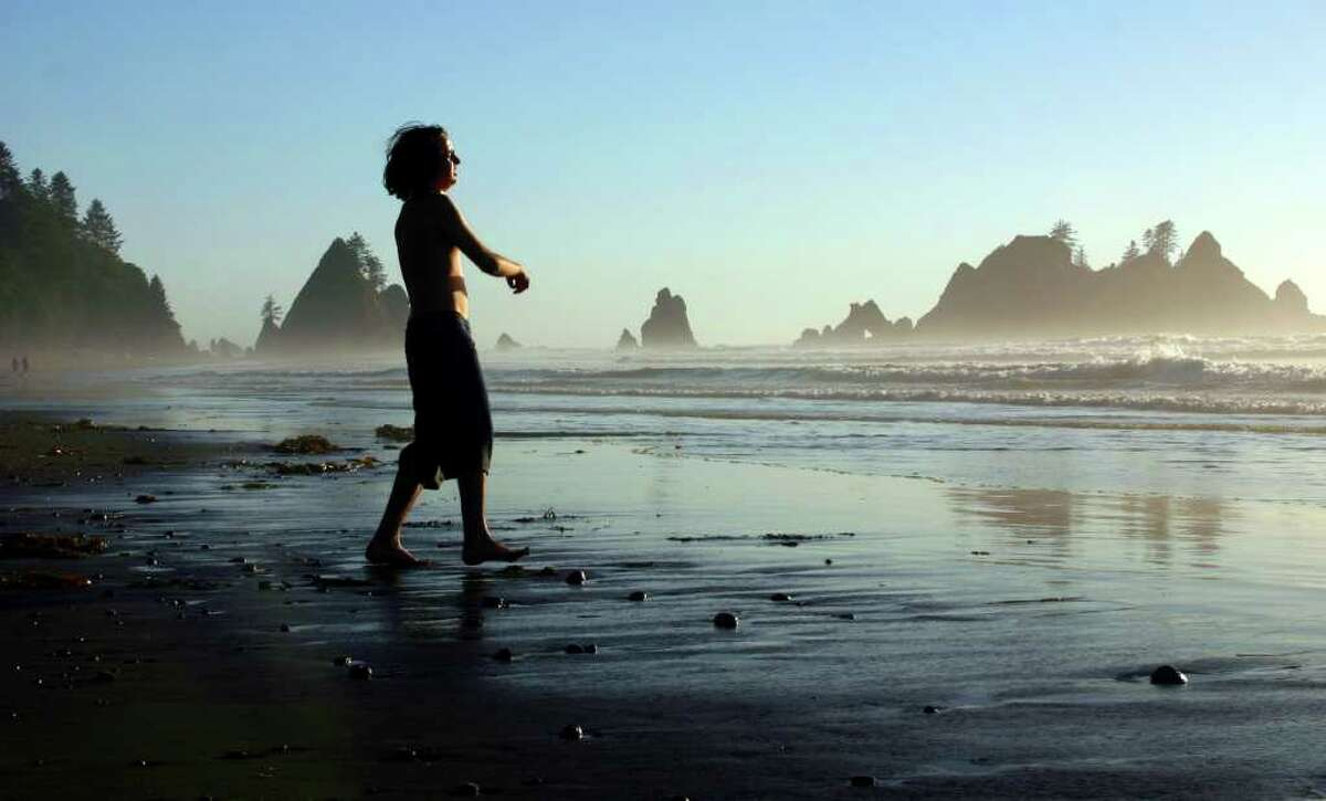 Shi Shi Beach and Point of the Arches, Olympic National Park
