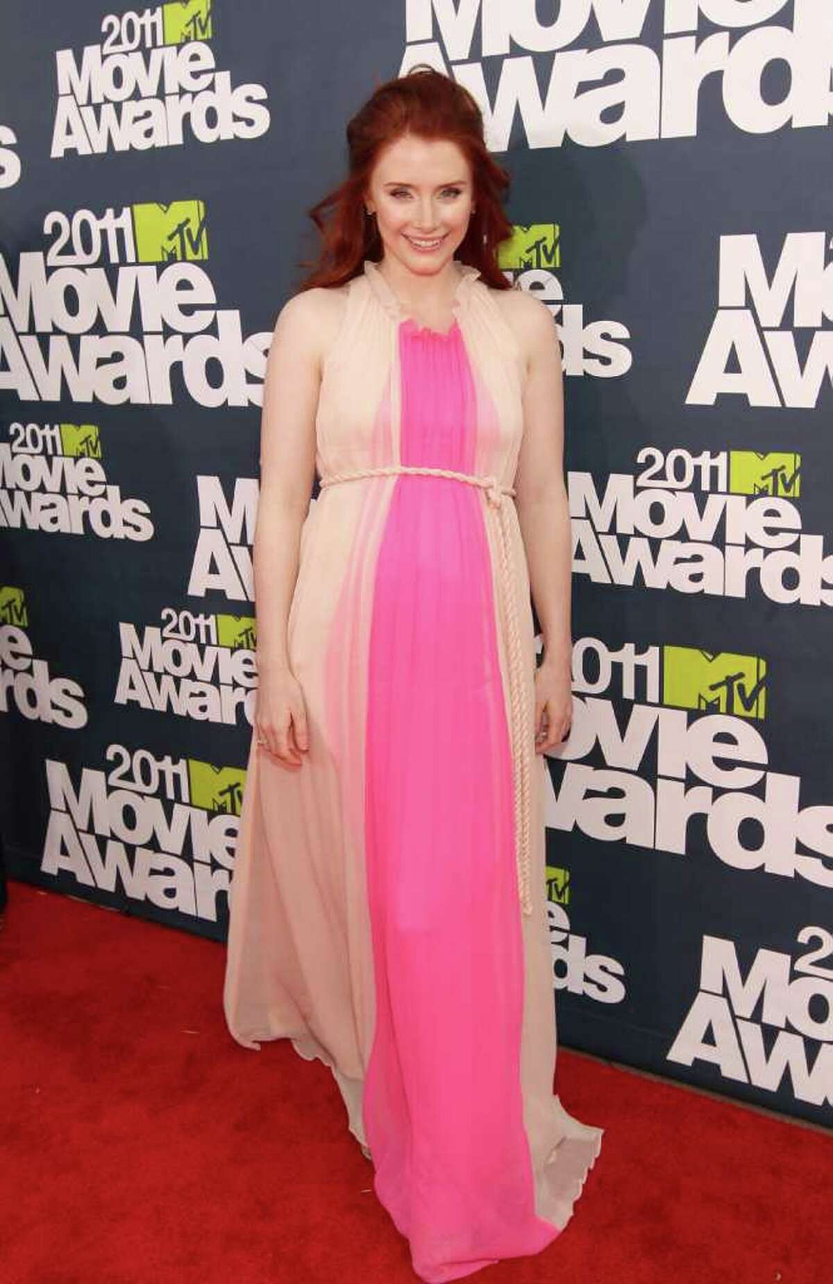 Worst Dressed: Actress Bryce Dallas Howard