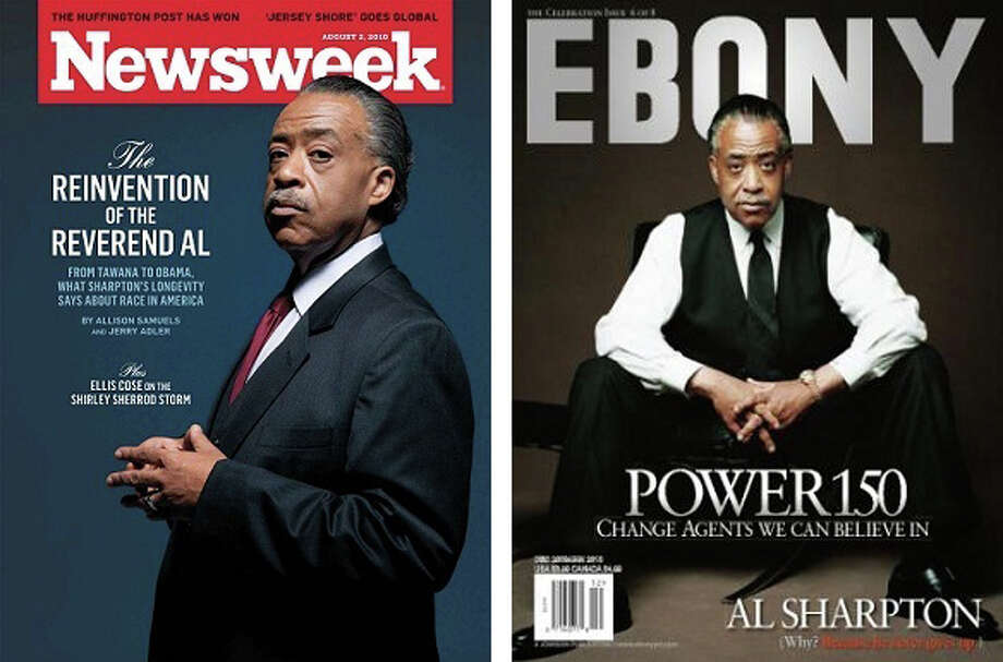 The Rev. Al Sharpton will speak at an education rally in Norwalk on Tuesday. Photo: Contributed Photo / Norwalk Citizen