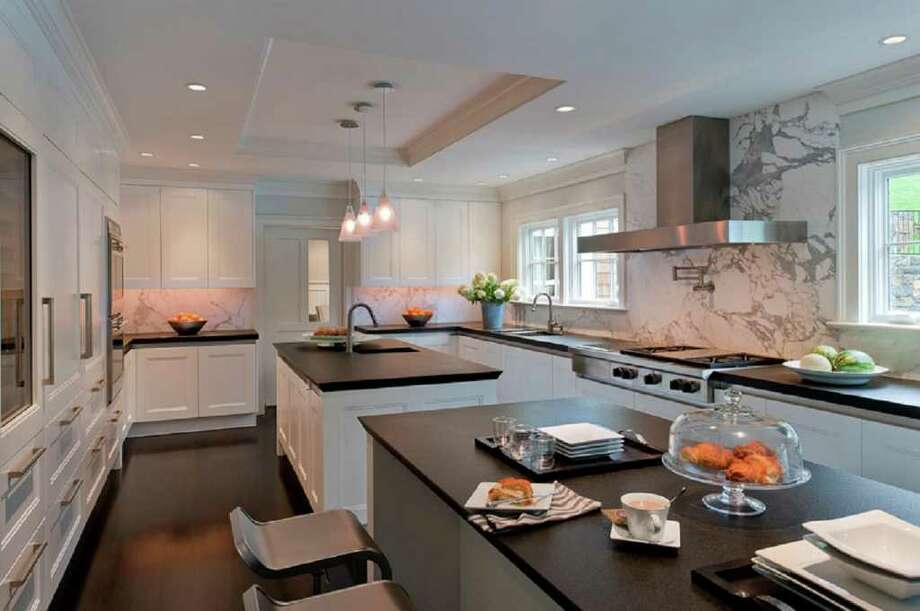 DEANE of New Canaan and Stamford has been recognized as the second place winner of the Kitchen Design category of the 2011 Innovation in Design Awards. Designer Veronica Campbell of DEANE worked with Steven Mueller Architects, LLC to create the award-winning kitchen design. Photo: Contributed Photo / New Canaan News