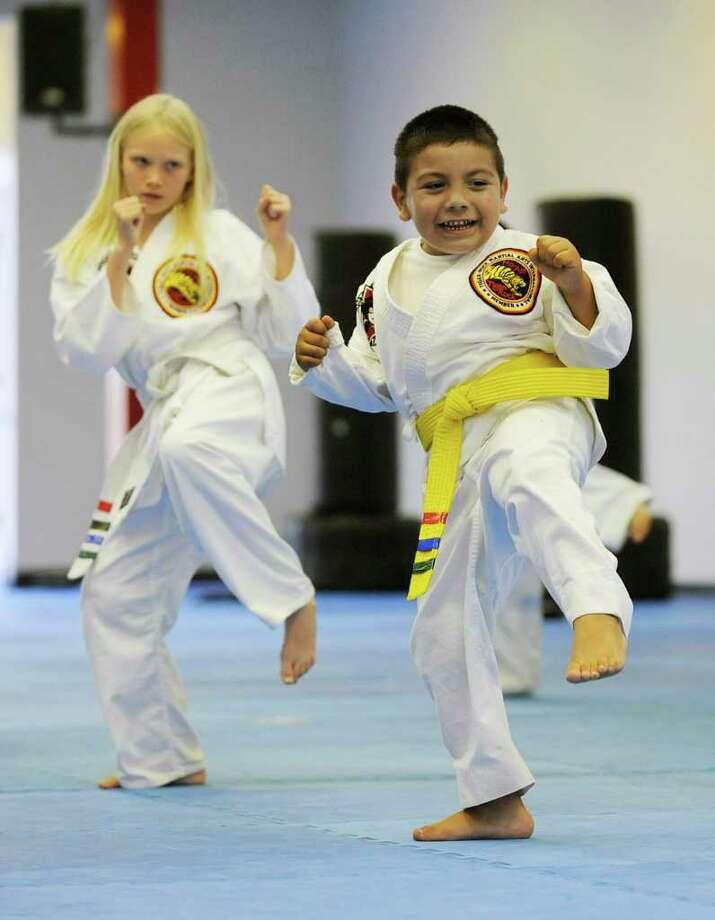 Taekwondo & Jiu-Jitsu Summer CampJune 13-August 22Beaumont Taekwondo & Jiu-Jitsu409-838-6667Visit Website Photo: Valentino Mauricio