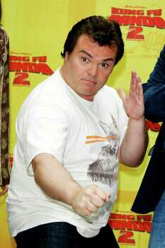 BERLIN, GERMANY - JUNE 07:  Actor Jack Black attends the Photocall of 'Kung Fu Panda 2' at Hotel de Rome on June 7, 2011 in Berlin, Germany. Photo: Florian Seefried, Getty Images / 2011 Getty Images