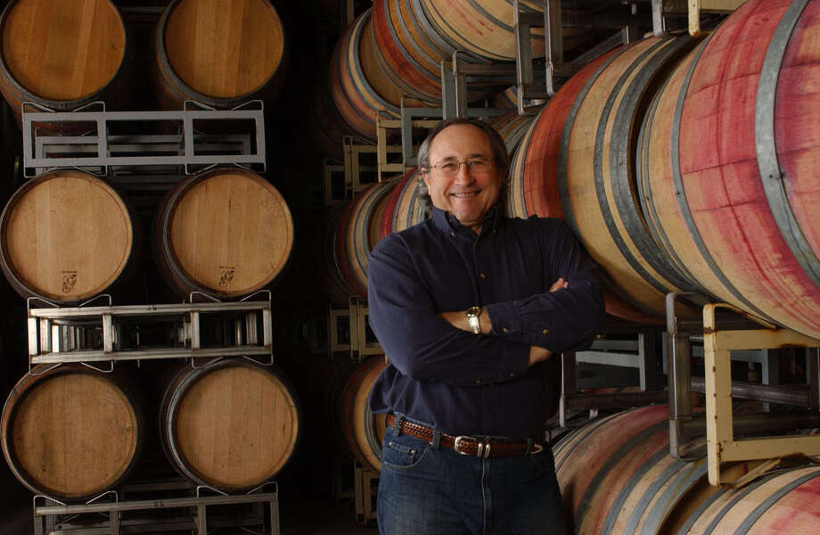 Greg Graziano continues the family tradition of making wine in Mendocino County. COURTESY PHOTO
