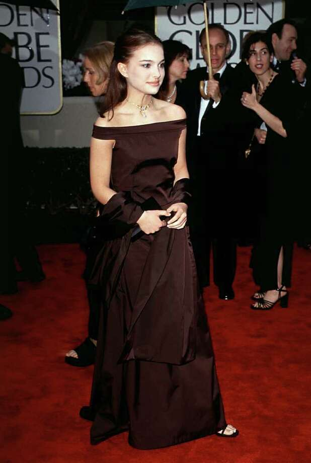 Portman at the 57th Annual Golden Globe Awards in Los Angeles on Jan. 23, 2000. Photo: Frank Micelotta, Getty Images / Getty Images North America