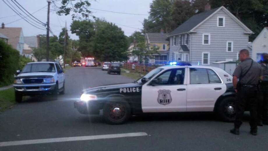 Police enter home, take armed man into custody - Connecticut