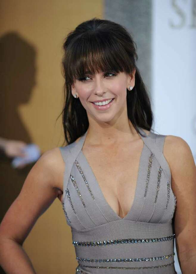 Jennifer Love Hewitt is the worst-ever actress, Rotten Tomatoes data showed. Did we miss any obvious entries? Anyone you just can't believe we included? Photo: STAN HONDA, AFP/Getty Images / 2010 AFP