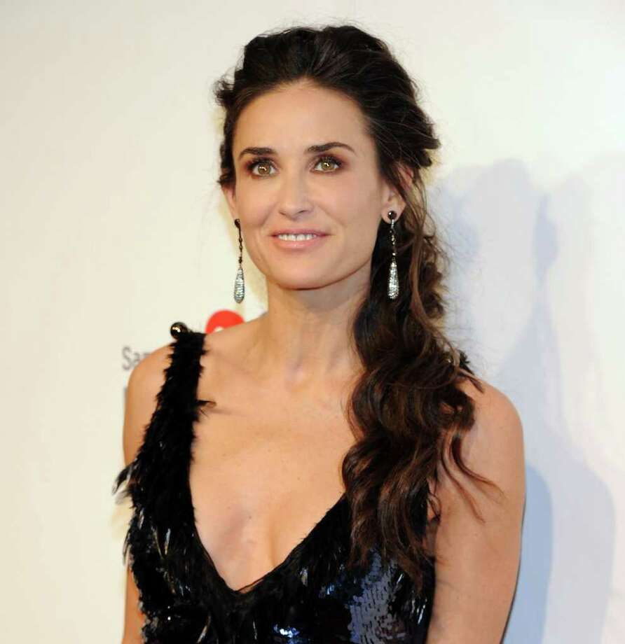 Demi Moore Photo: Jason Kempin, Getty Images / 2011 Getty Images