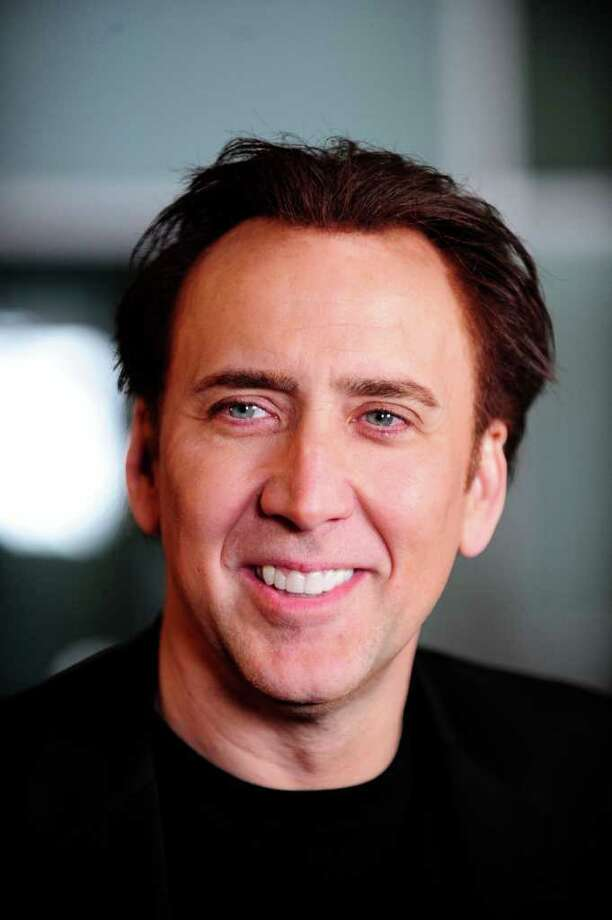 Nicolas Cage Photo: ROBYN BECK, AFP/Getty Images / 2011 AFP