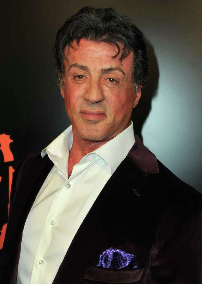 Sylvester Stallone Photo: Alberto E. Rodriguez, Getty Images / 2011 Getty Images