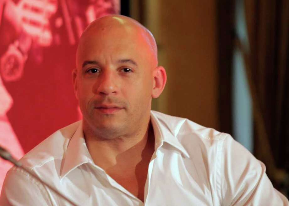 Vin Diesel Photo: Getty Images