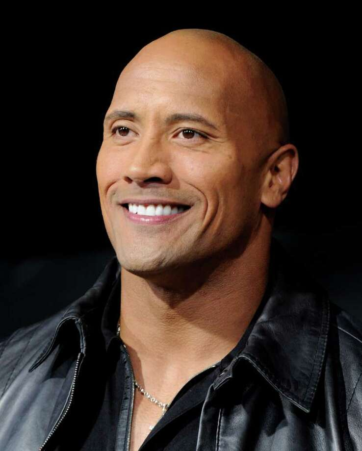 "Dwayne ""The Rock"" Johnson Photo: Kevin Winter, Getty Images / 2010 Getty Images"