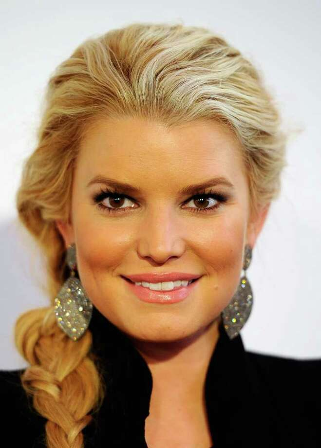 Jessica Simpson Photo: Kevork Djansezian, Getty Images / 2010 Getty Images