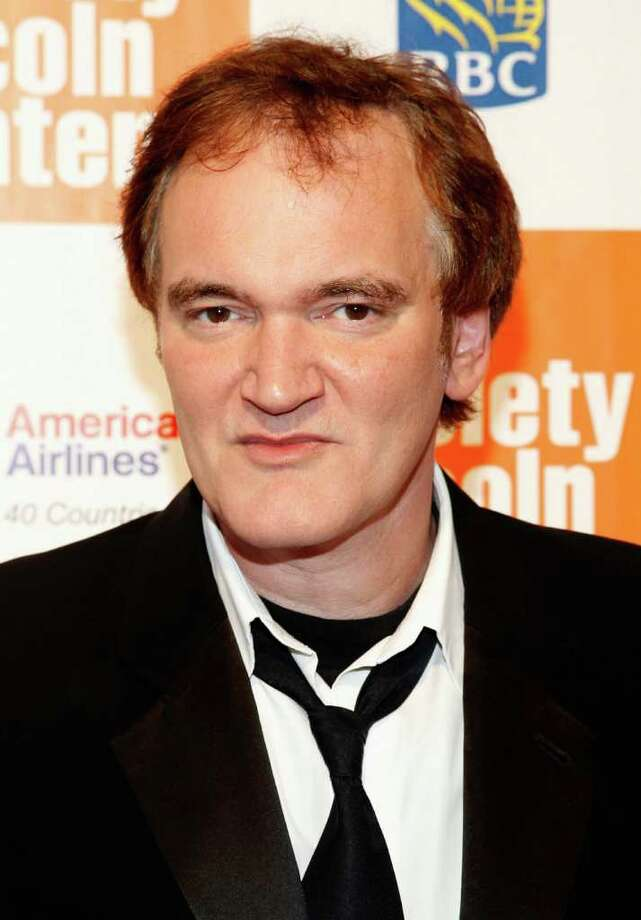 Quentin Tarantino (Yes, he's primarily a director, but he does cameos in his own movies.) Photo: Getty Images