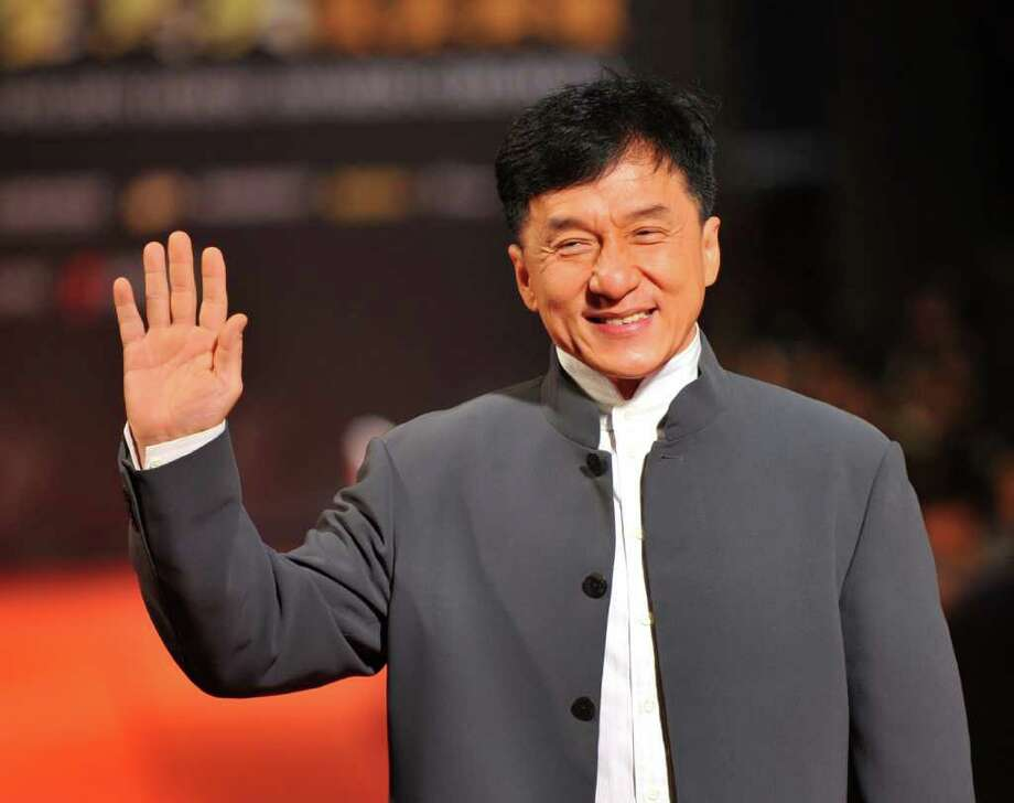 Jackie Chan Photo: PATRICK LIN, AFP/Getty Images / 2010 AFP