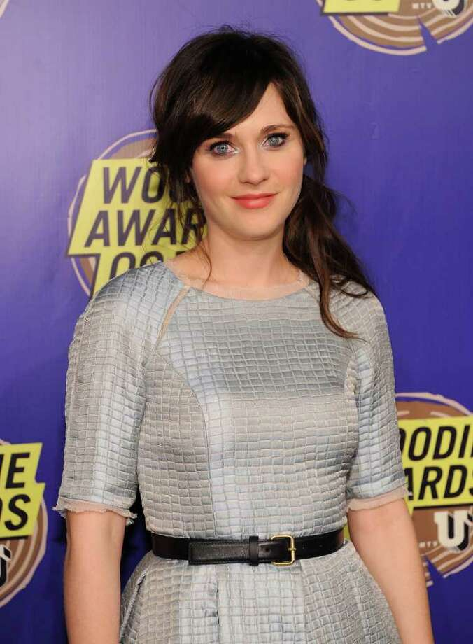 Zooey Deschanel Photo: Bryan Bedder, Getty Images / 2009 Getty Images