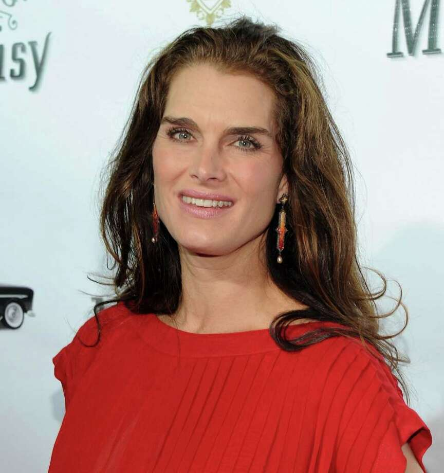 Brooke Shields Photo: Jason Kempin, Getty Images / 2010 Getty Images