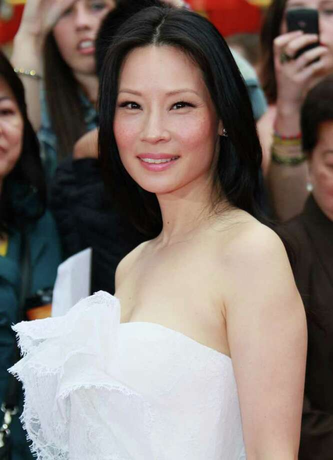 Lucy Liu Photo: David Livingston, Getty Images / 2011 Getty Images