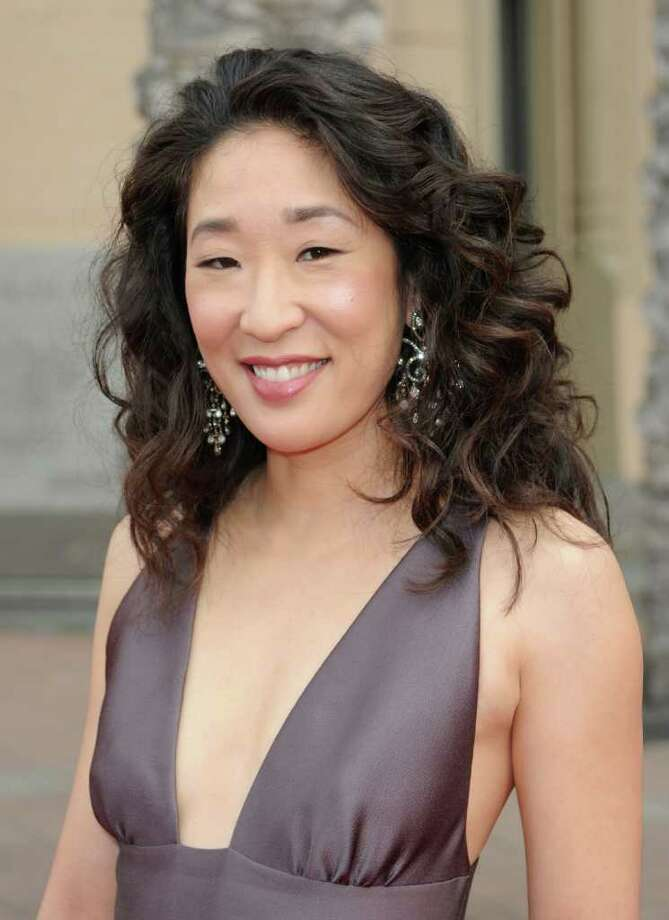 Sandra Oh Photo: Jason Merritt, Getty Images For NAACP / 2010 Getty Images